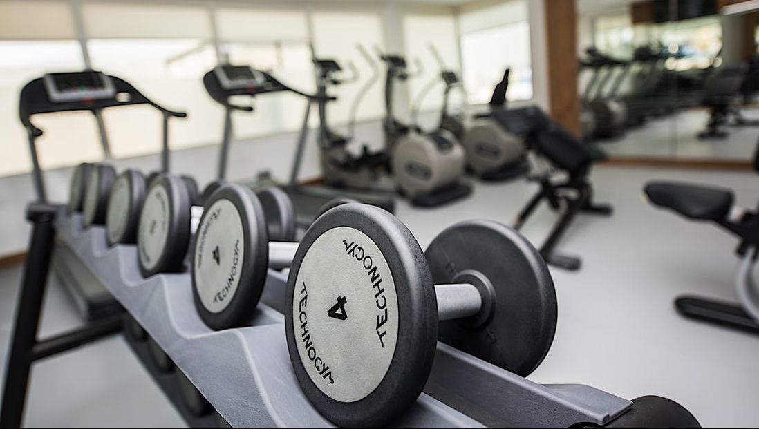 Gym at The Avenue, A Murwab Hotel in Doha